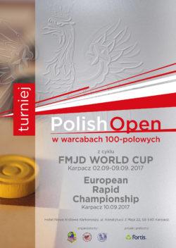 -- Polish Open 2017 --
